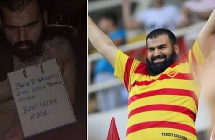 AKP Gençlik Kolları il yönetiminde görevli Target Karaman, iki çocuğa tecavüz ederken yakalandı!