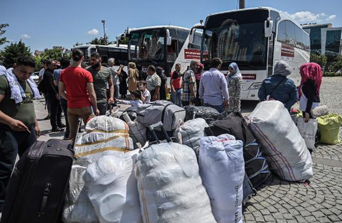 Suriyeliler beş yıl içinde Türkiye'ye geri dönemeyecek