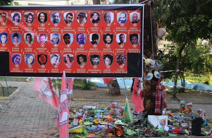 Suruç İçin Adalet Platformu'ndan Suruç Katliamı'nın 11'inci duruşmasına çağrı
