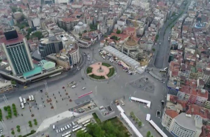 Taksim Meydanı'nın çehresi değişiyor mu? Öneriler için 4 ay süre!