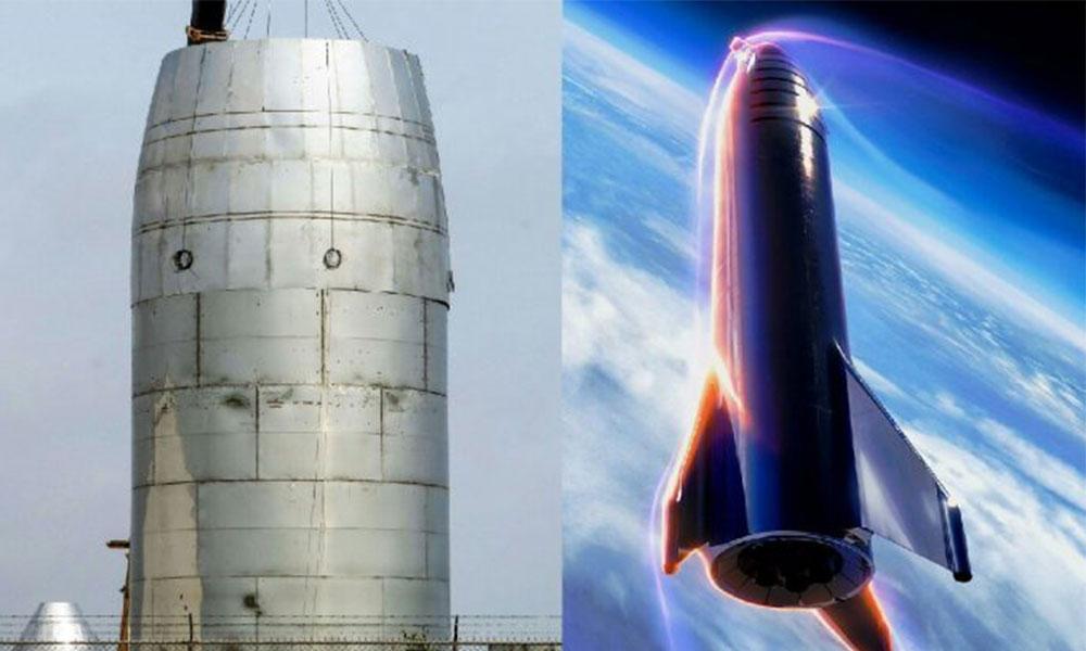 Starship projesi tüm hızıyla devam ediyor