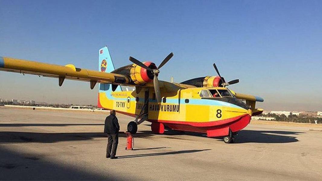 """Bakan Pakdemirli """"Buyursunlar uçsunlar"""" demişti: Bir vatandaş THK uçaklarını kullanabilmek için CİMER'e başvurdu"""