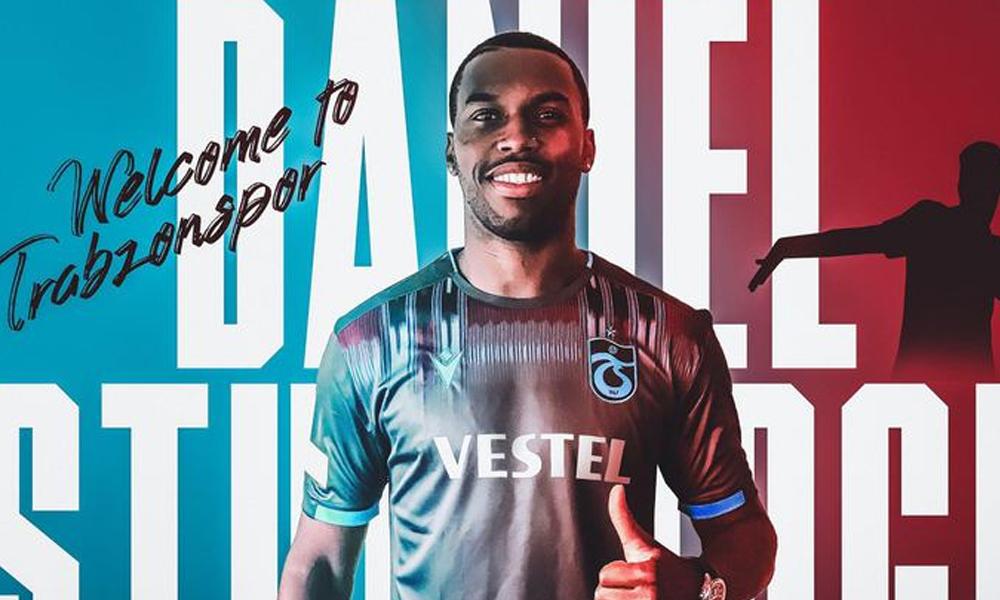 Trabzonspor, Daniel Sturridge transferini KAP'a bildirdi!