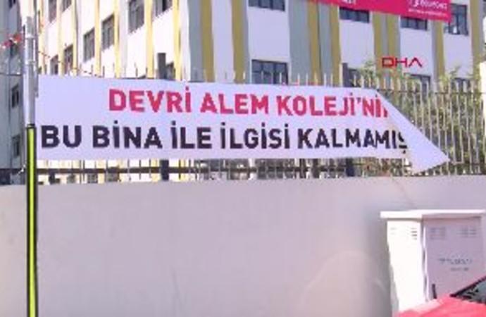 İstanbul'da bir özel okul daha kapandı, ödeme yapan yüzlerce veli ortada kaldı
