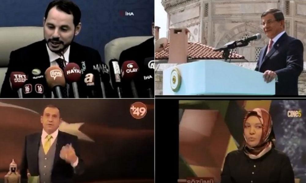 Ahmet Davutoğlu'nun ekibinden Erdoğan'nın 'pelikancılar' ziyaretine videolu cevap