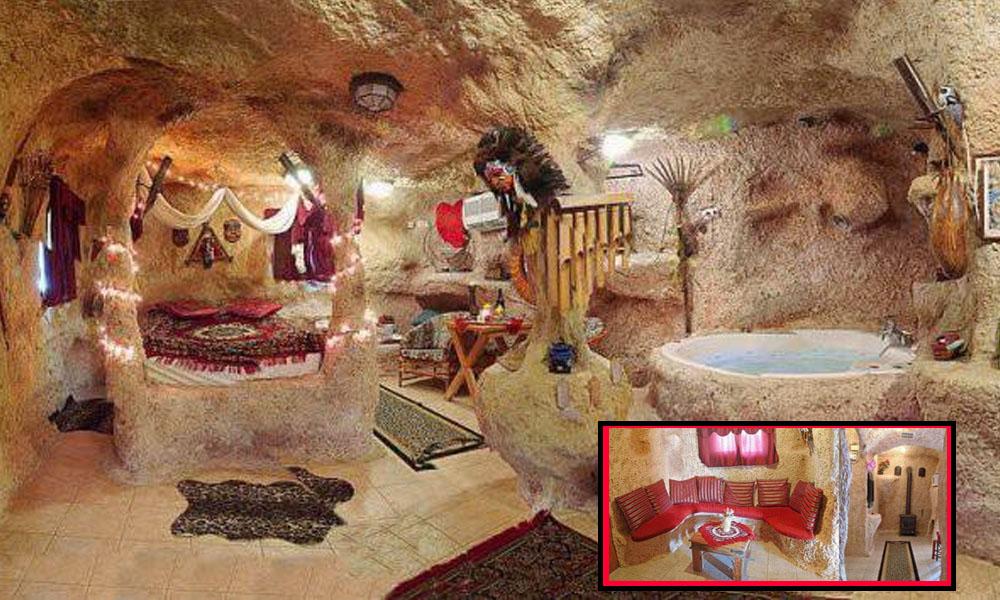 İbrahim Tatlıses'in doğduğu mağara müze olacak