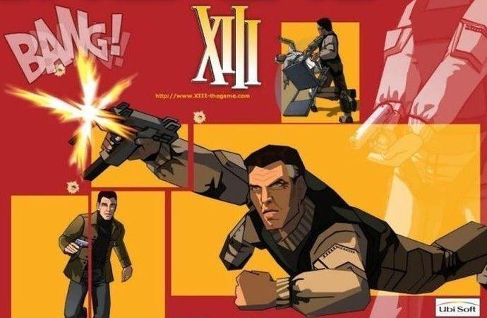 XIII Remake için yayınlanan ilk ekran görüntüleri