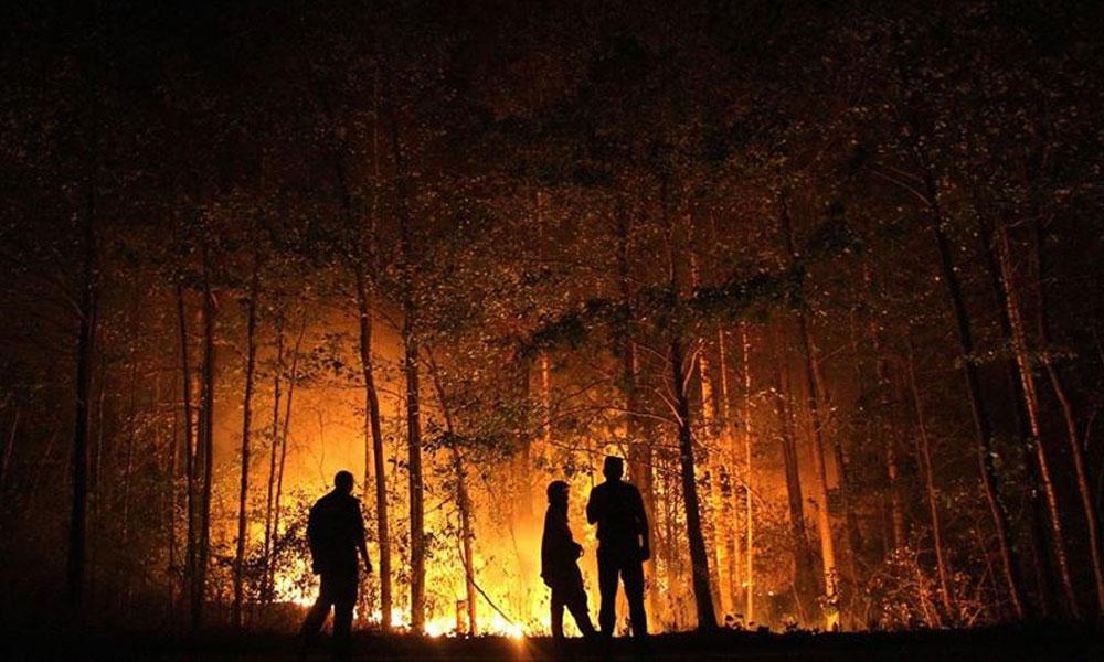 Rusya'da orman yangınları kontrol altına alınamadı