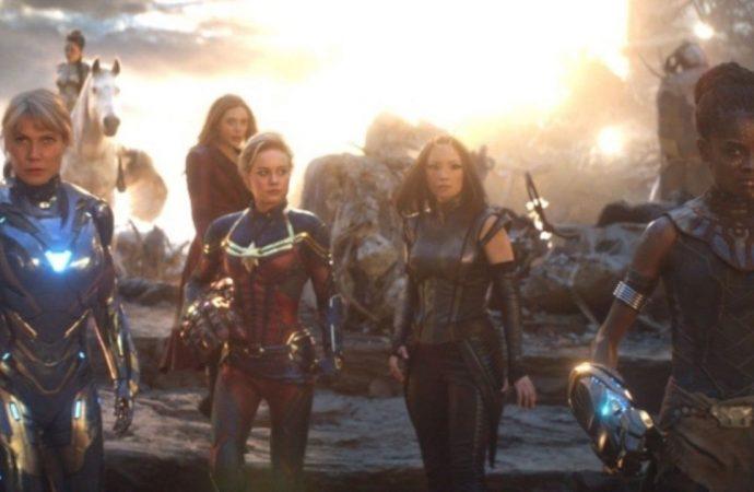 Yeni bir Marvel dizisi için düğmeye basıldı
