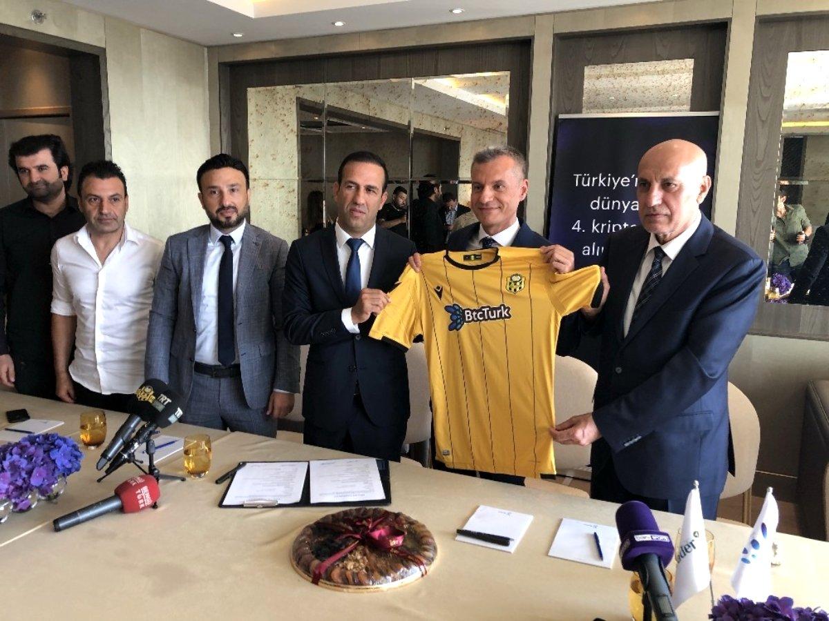 Yeni Malatyaspor'a yeni sponsorluk anlaşması