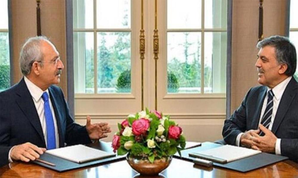 Abdulkadir Selvi: Kılıçdaroğlu, Cumhurbaşkanlığı için Abdullah Gül'e 'adaylık sözü' vermiş
