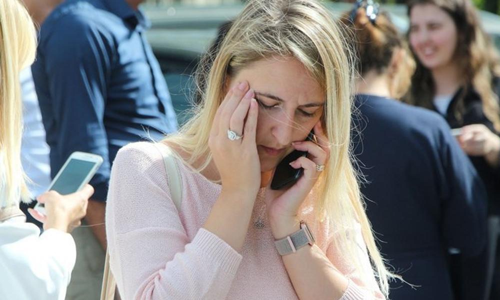 İstanbul'da büyük depremden sonra telefon hatları çalışmıyor