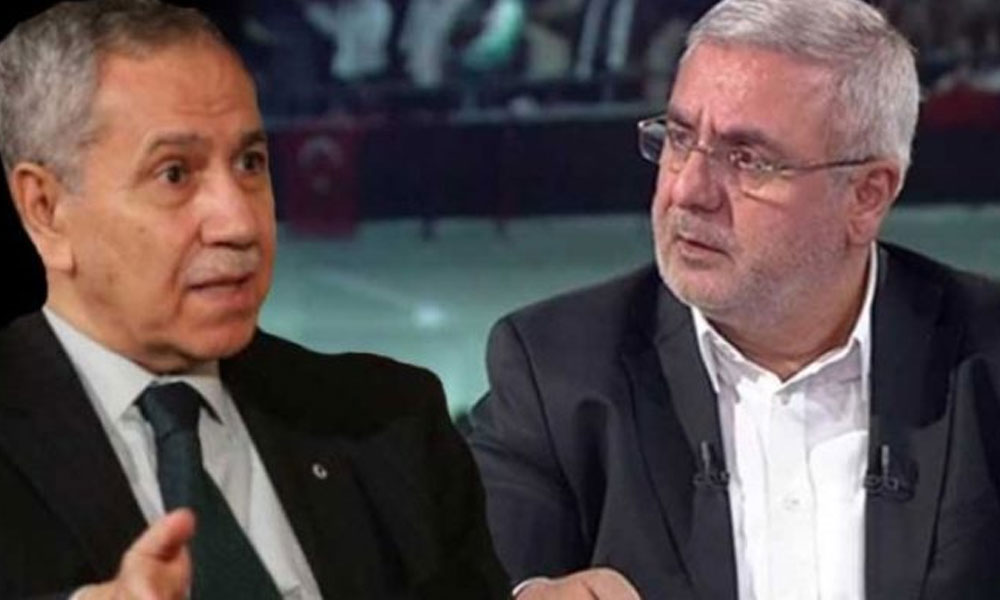 AKP'de Arınç kavgası bitmiyor! Mehmet Metiner'den Erdoğan'ın görevlendirdiği Arınç'a: Çek git!