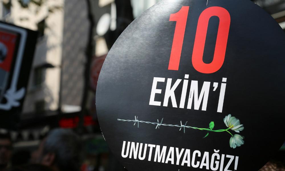 10 Ekim Katliamı'nda yaşamını yitiren Turan Bozacı'nın oğluna 'Cumhurbaşkanı'na hakaret' cezası!