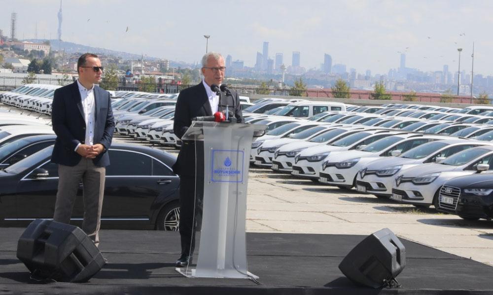 İBB'den Yenikapı'daki araçlarla ilgili ilk açıklama: Bin 700 aracın takip sistemi kapatılmış