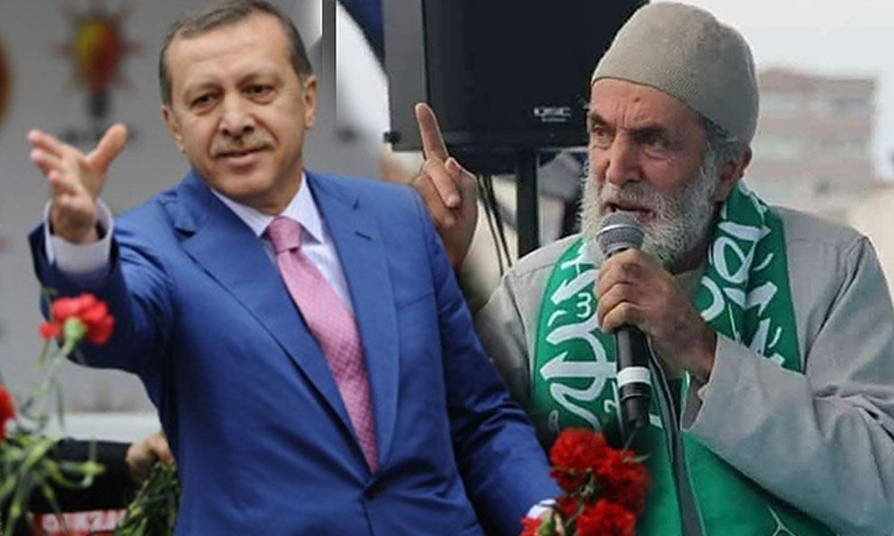 Hizbullah'ın imamından Erdoğan'a gönderme: Boşuna beklersiniz sevgili reis