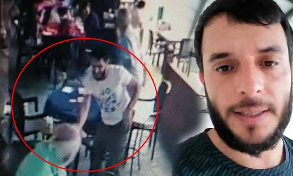 Gazeteciyi silahla vurdu, kendisini sosyal medyadan video yayınlayarak savundu!