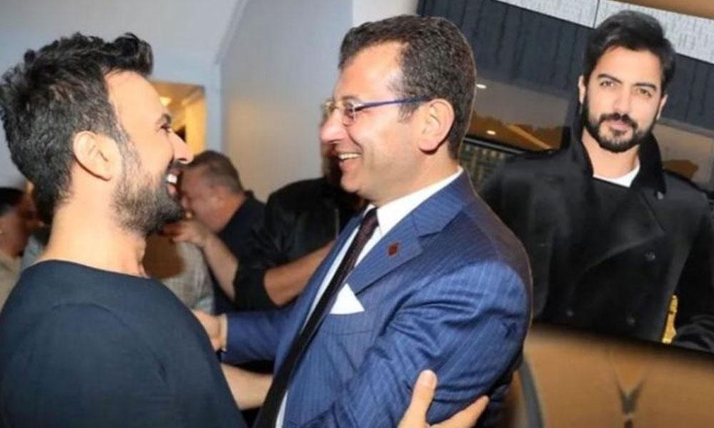 Erdoğan yandaşı şarkıcı Yusuf Güney'den İmamoğlu'nu tebrik eden Megastar Tarkan'a yalaka göndermesi