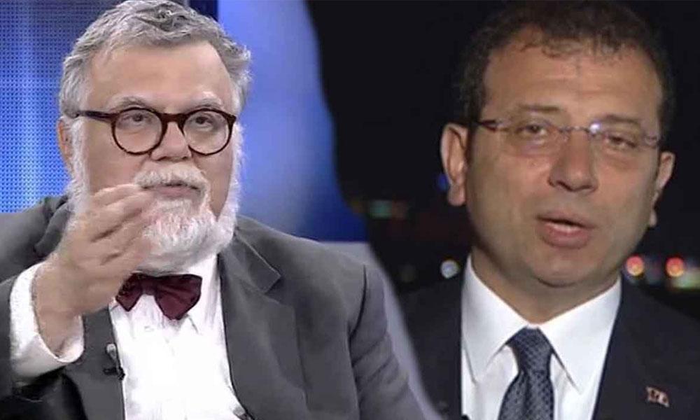 Ahmet Hakan'dan İmamoğlu ve Şengör'e: Niye emir komuta içine girmeye bu kadar hevesliler!