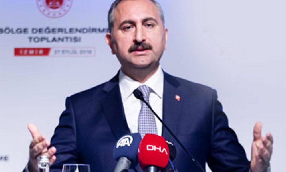 Adalet Bakanı yine Pelikancıları vurdu