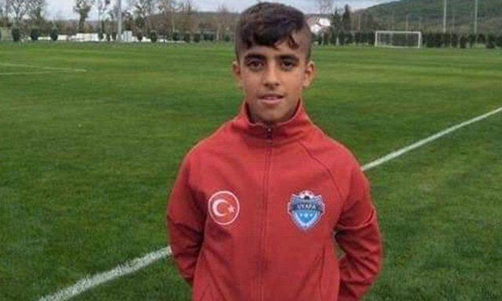 Barselona'da Türkiye'yi temsil etmişti! 13 yaşındaki Hamza'dan kahreden haber