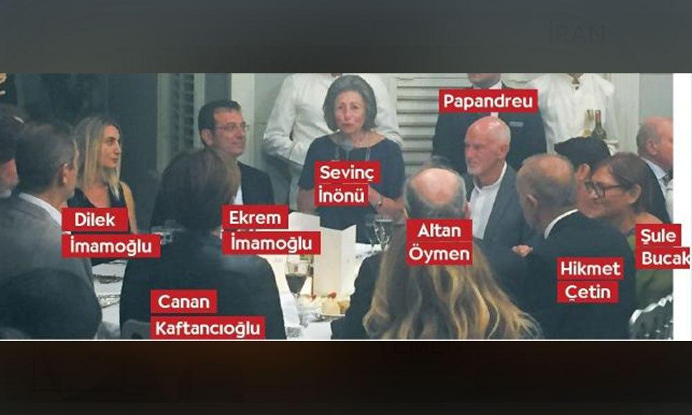 """""""Koltuğun Sallanıyor! İmamoğlu'undan Saray'a 'kırık sandalye' göndermesi"""""""