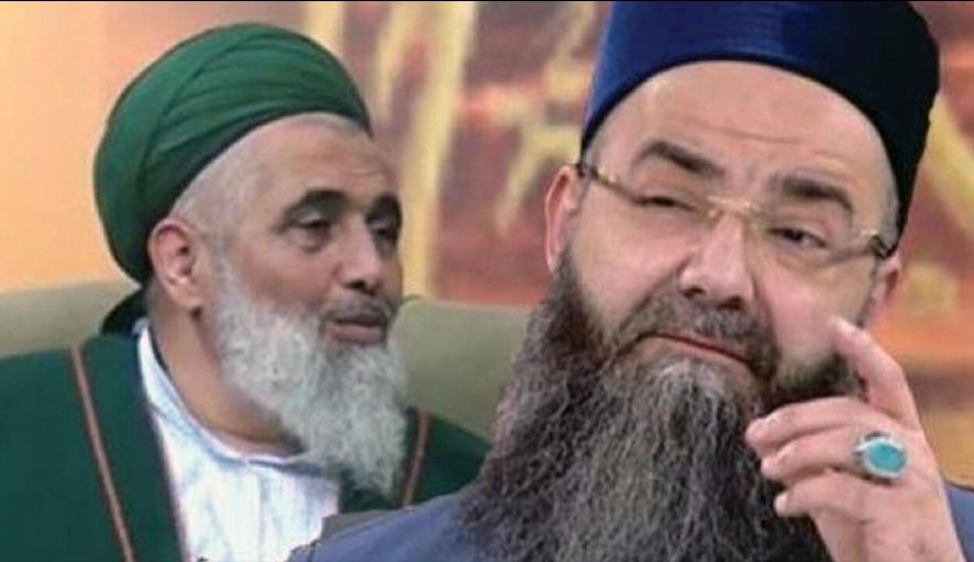 Cübbeli ile Uşşaki lideri Nurullah birbirine girdi! 'Dinsiz, müptezel' hakaretler havada uçuştu