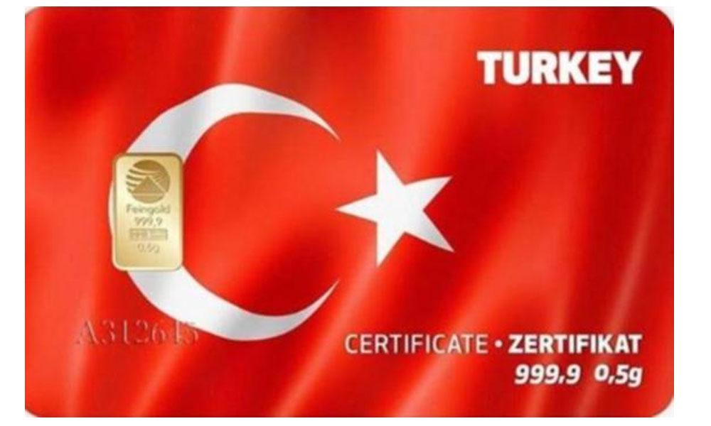 2 ton altın vurgunu… Türk bayrağının bile alet edildiği vurgun, büyük skandalla patladı!