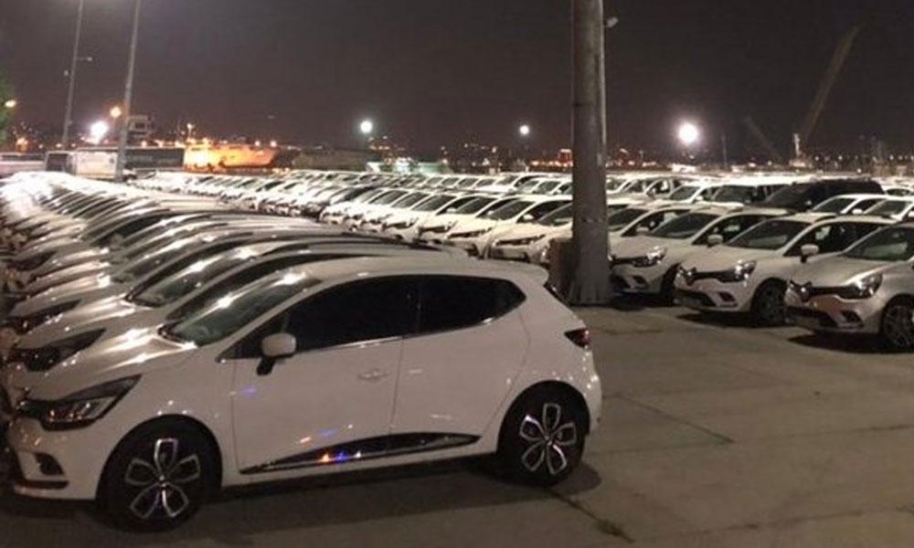 An itibariyle 'yenikapı' otomobil mitingi: Araçlar gelmeye devam ediyor