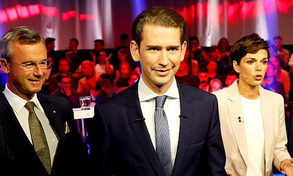 Sosyal demokratların en kötü kaybı! Avusturya'da erken seçimin kazananı merkez sağ oldu