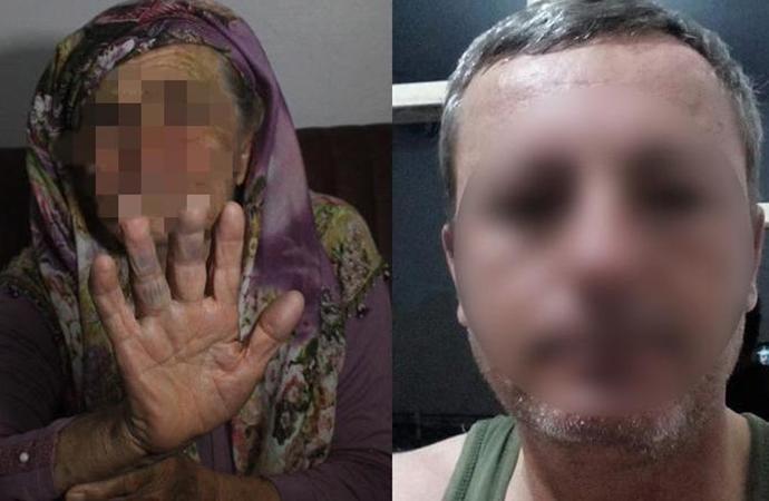 80 yaşındaki kadına tecavüz girişiminde bulunan zanlı hakkında yeni gelişme