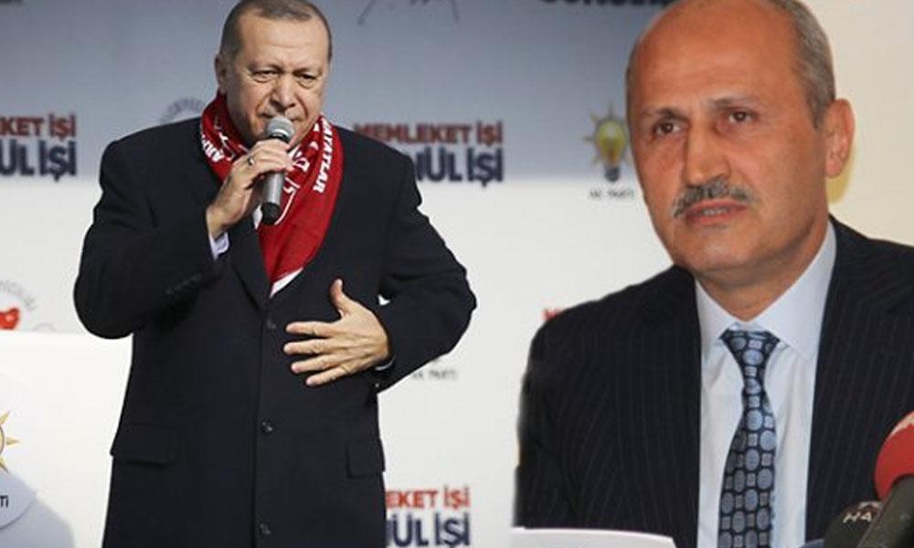 Bu sözler çok konuşulacak! Erdoğan'dan Ulaştırma Bakanı'na: Bak Cahit, biz ipi farklı çekeriz ona göre…