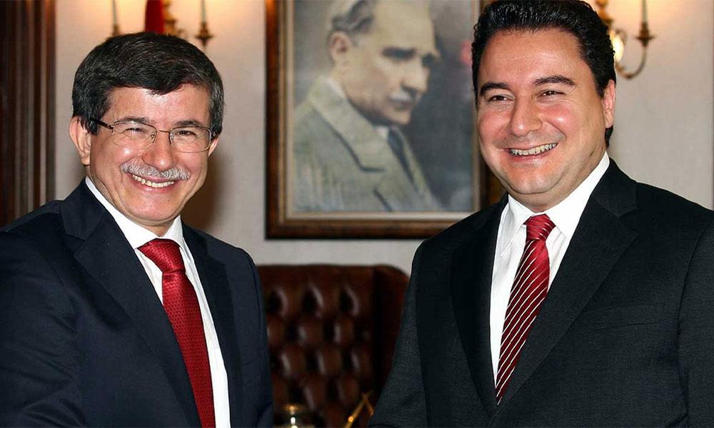 Hakan Albayrak anket paylaştı! İşte Davutoğlu ve Babacan'ın kuracağı partilerin oy oranı