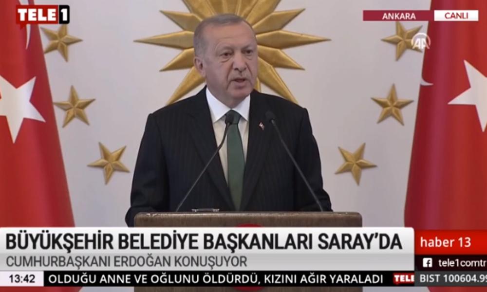 Erdoğan'dan CHP'li başkanlara 'işten çıkarma' tepkisi