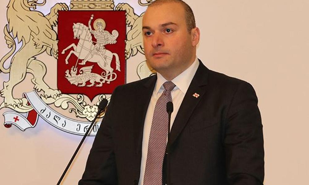 Gürcistan başbakanı 'görevimi yaptım' diyerek istifa etti
