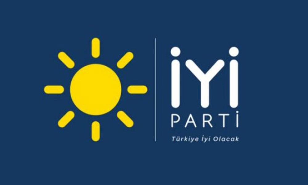 İYİ Parti'de kritik istifa