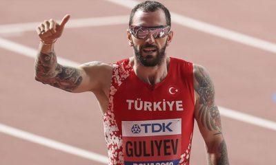 Milli atlet Ramil Guliyev, Dünya Atletizm Şampiyonası'nda finale yükseldi