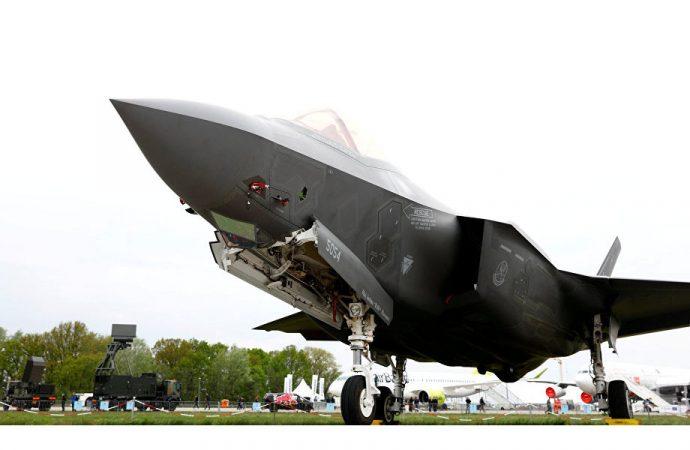 ABD'den Polonya'ya 6.5 milyar dolar değerinde F-35 satışı