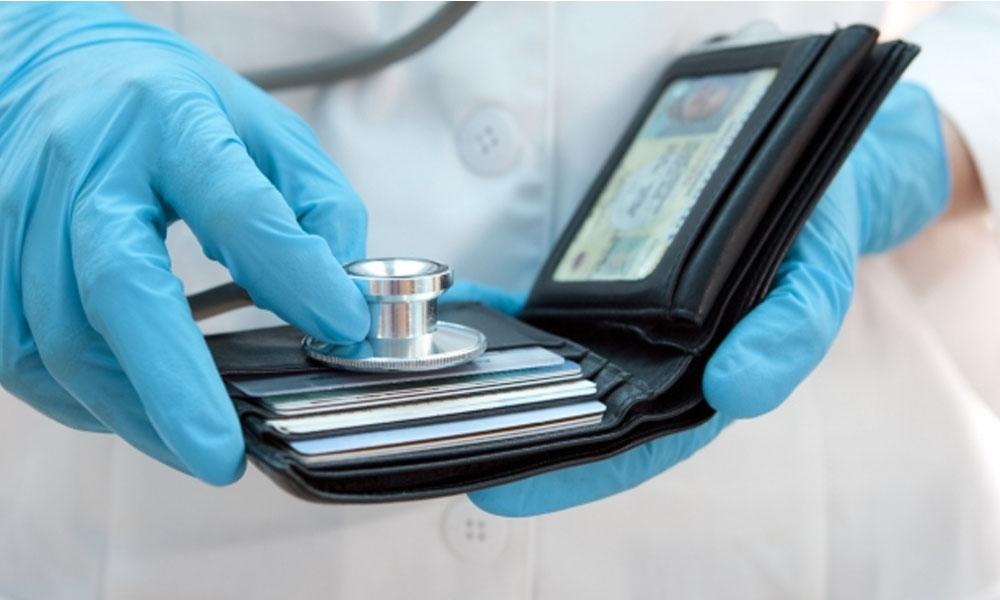 İcradan satılık uzman doktor: Kadın doğum uzmanı 55 bin lira