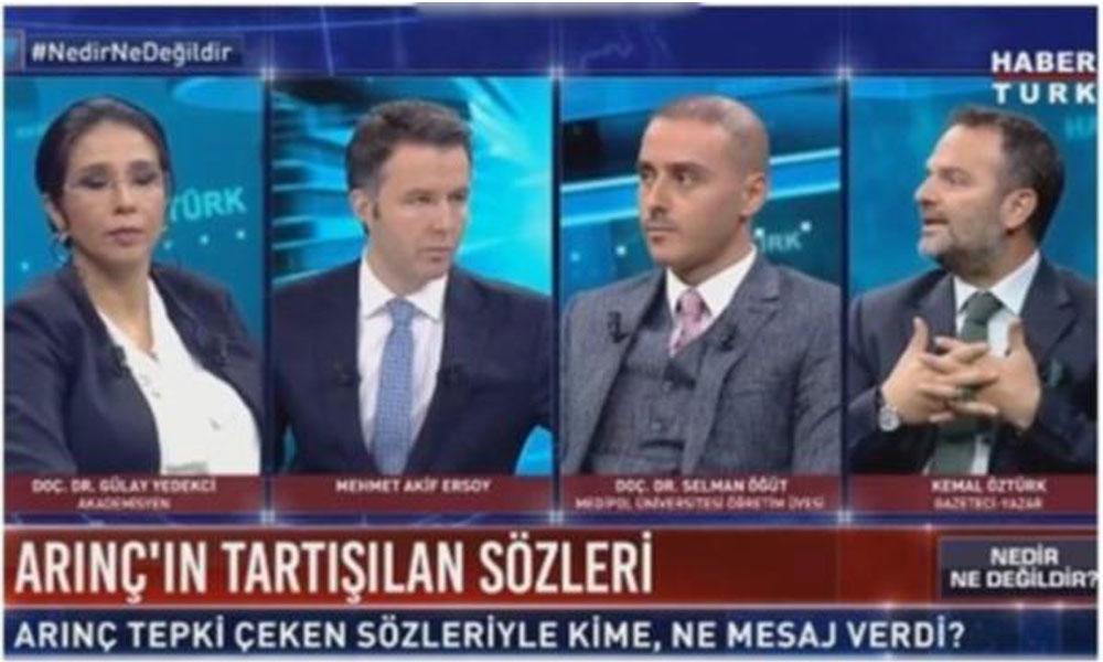 Yandaşların canlı yayın kavgasında stüdyo karışmıştı! Yayın sonrası Kemal Öztürk'ten Selman Öğüt'e ağır sözler: 'Arsız, cahil'