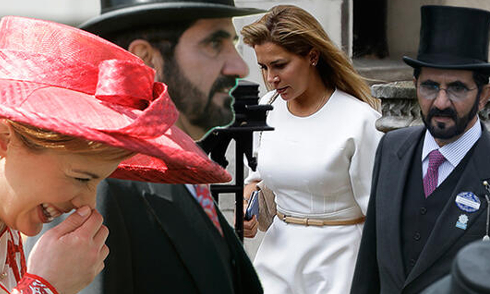 Şeyh 'intikamı' duyurmuştu! Dubai Şeyhi Al Maktum ve Prenses Haya'nın boşanma süreci ile ilgili yeni gelişme