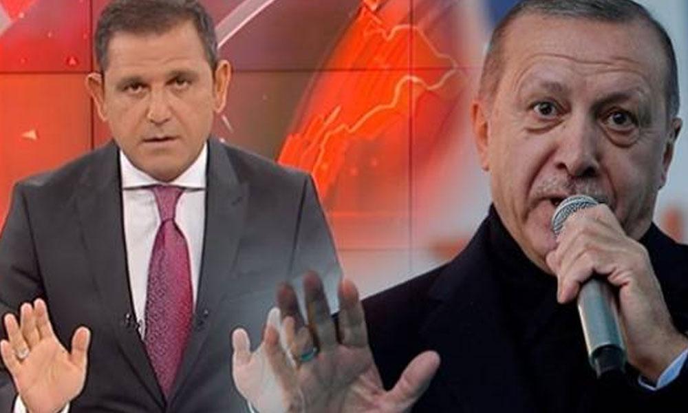 Fatih Portakal'dan Fox muhabirini azarlayan Erdoğan'a yanıt: Kimse bize…