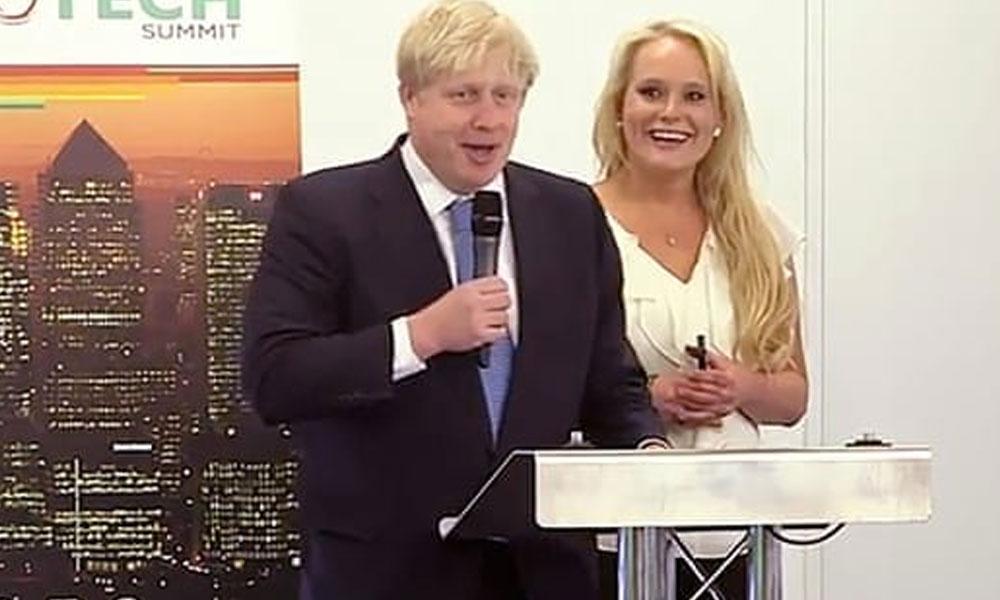 Boris Johnson ile cinsel ilişki itirafı!