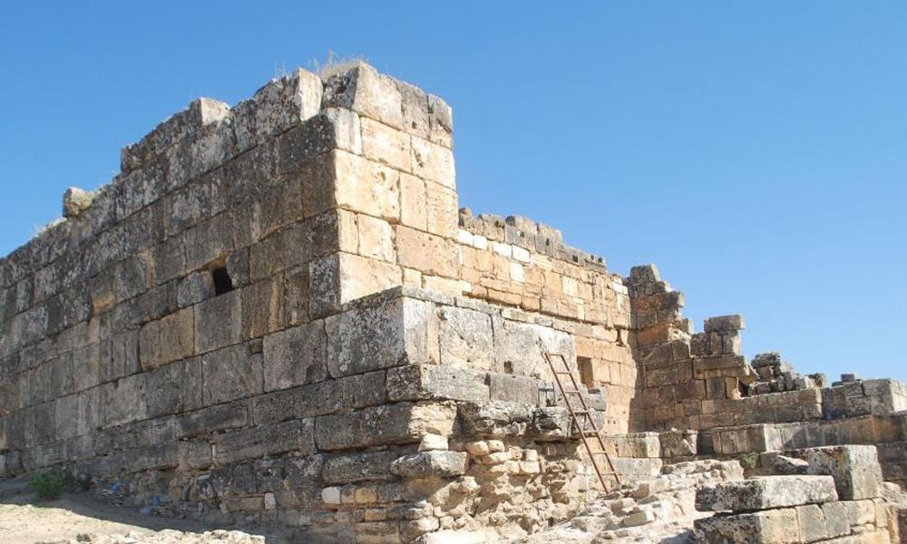 Romalılar 1800 yıl önce depreme karşı mimari teknikler kullanmış