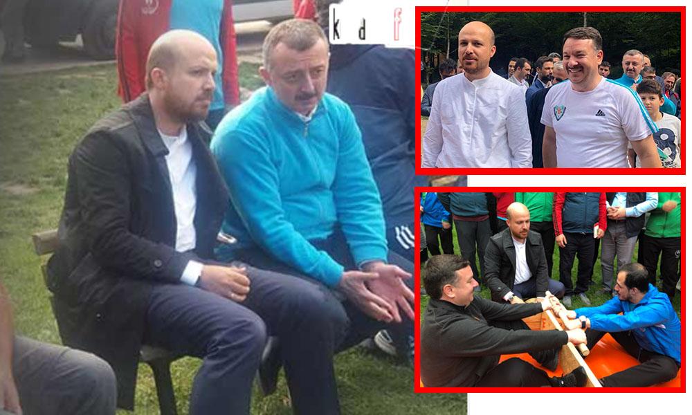 Bilal Erdoğan sessiz sedasız Kocaeli'ye gitti!