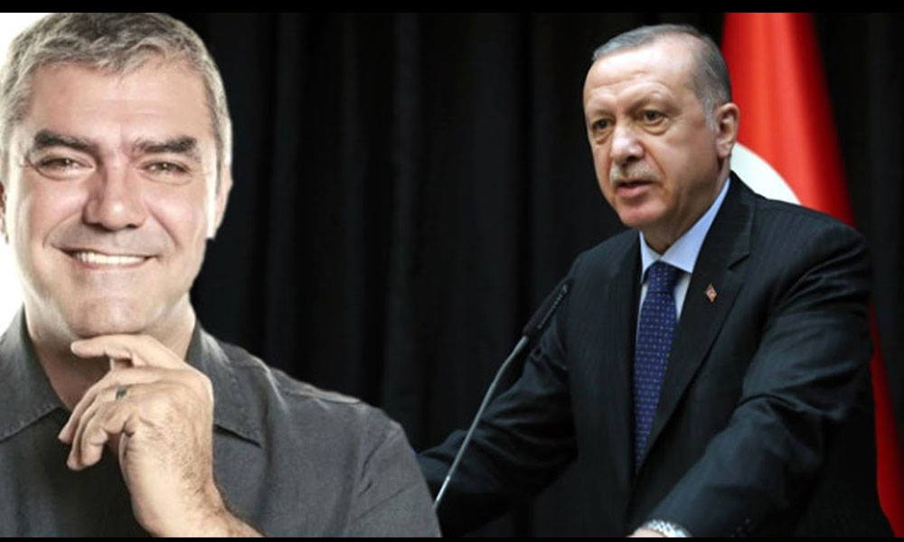 Yılmaz Özdil'den Erdoğan'a 'nükleer' göndermesi! Böylesine ciddi yönetilen bir ülkede yaşamak…