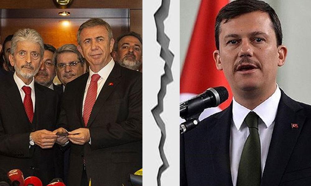 AKP'den Mansur Yavaş'a tehdit: 'Ankara'yı sana dar ederiz'