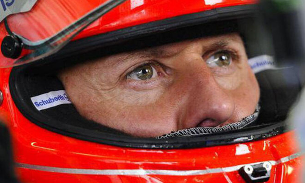 Efsanevi F1 pilotu Michael Schumacher'in bilinci açıldı