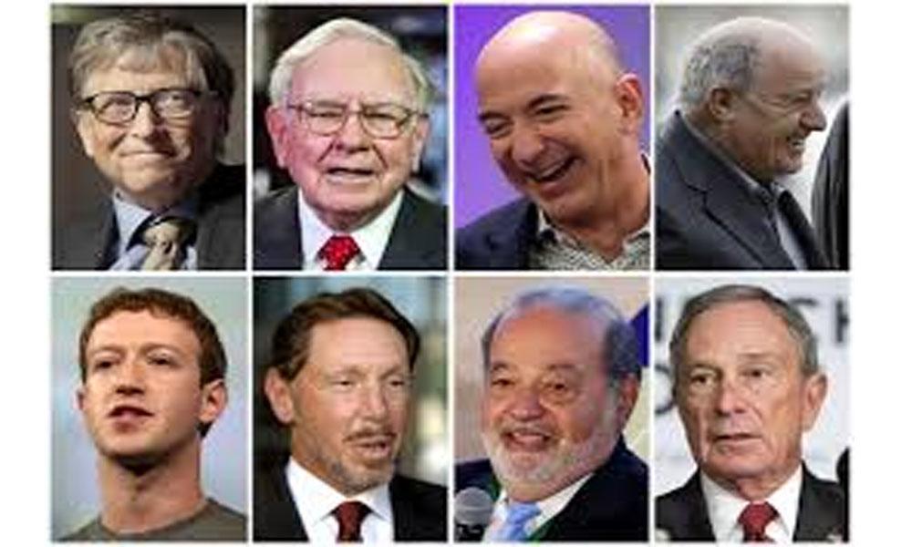 Dünyanın en zenginleri belli oldu! İşte o liste…