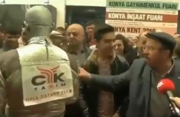 'Adam mı yoksa robot mu?'